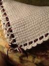 Tiramisu Baby Blanket