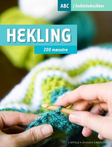 Hekling - 200 mønster